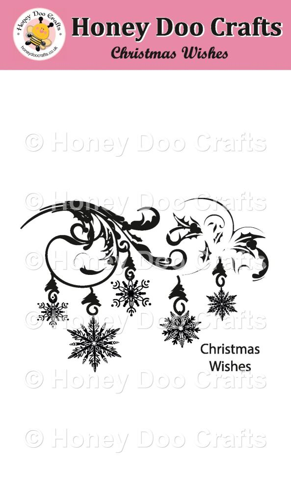 Christmas Wishes Stamp