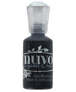 Nuvo Crystal Drops 1oz Gloss Simply White