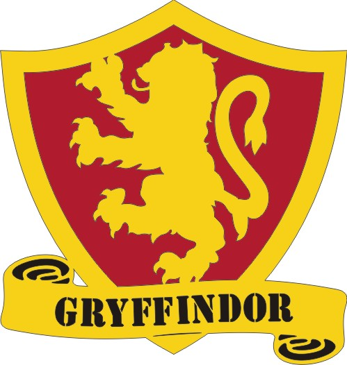 Gryffindor - House of Harry Potter