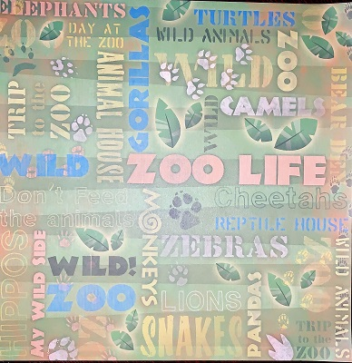 Zoo Life Collage