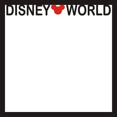Disney World Page
