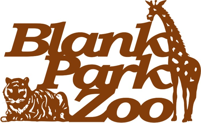 Blank Park Zoo - Choice of Designs