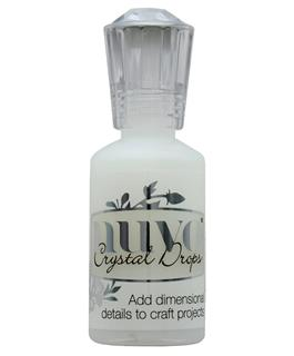 Nuvo Crystal  Drops 1oz Clear Morning Dew
