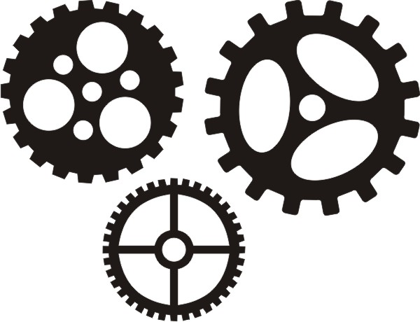 Mini Cogs (pack of 12)